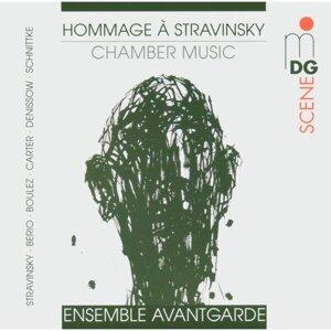 Hommage à Strawinsky [Chamber Music]
