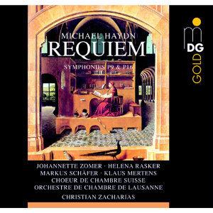 Michael Haydn: Requiem, Symphonies P9 & 16
