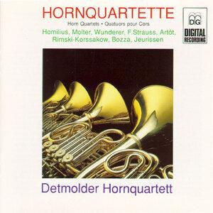 Hornquartette [Horn Quartets - Quatuors pour Cors]