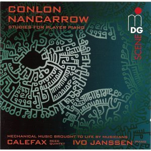 Studies for Player Piano: Conlon Nancarrow