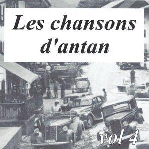 Les chansons d'antan, vol. 4