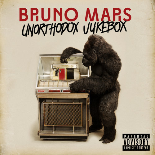 Unorthodox Jukebox 專輯封面