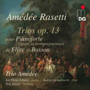 Rasetti: Trios, Op. 13