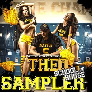 Nervous Nitelife: School of House - Sampler