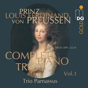 Louis Ferdinand: Complete Piano Trios, Vol. 1