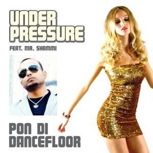 Pon di Dancefloor EP [feat. Mr. Shammi & Dilek Taskin]