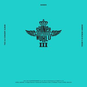 SHINee THE 3rd CONCERT ALBUM <SHINee WORLD Ⅲ in SEOUL>