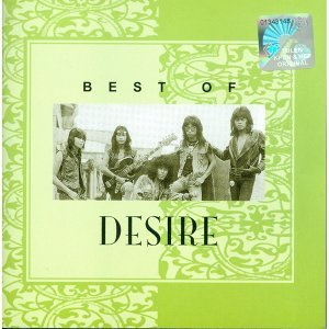 Best Of Desire - CD