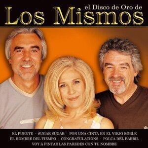 El disco de oro de Los Mismos