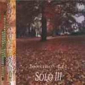 Solo III (琴韻情深影視名曲精選3)