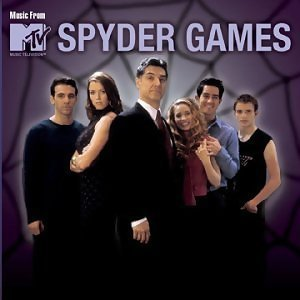 Music From MTV Spyder Games