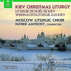 Kiev Christmas Liturgy - Celebration of the Nativity
