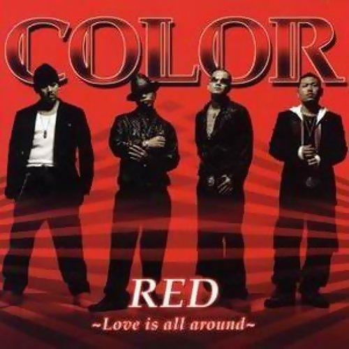赤色戀愛風暴 (RED 〜Love is all around〜)