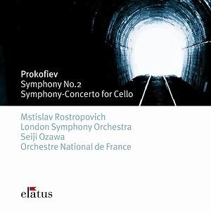 Prokofiev: Symphony No.2 and Sinfonia Concertante