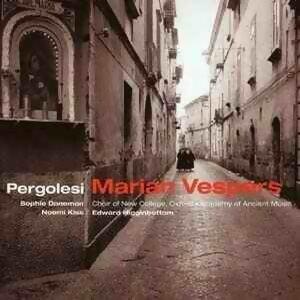 Pergolesi : Vespers
