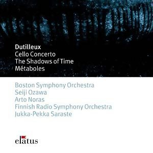 Dutilleux : The shadows of time