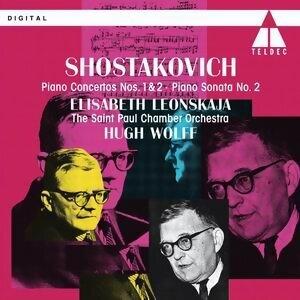 Shostakovich : Piano Concertos 1 & 2