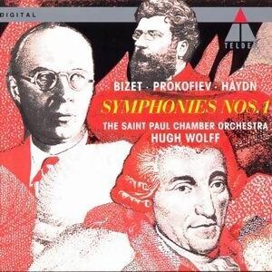 Prokofiev/Haydn/Bizet : Symphonies