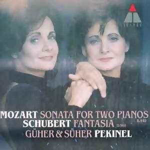 Schubert, Mozart : Fantasie D940