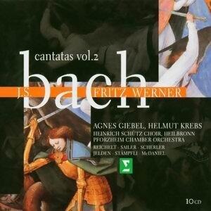 Bach : Cantatas REMASTERED Vol.2 10CD