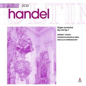 Handel / Organ Concertos