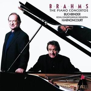 Brahms: Piano Concertos Nos.1 & 2