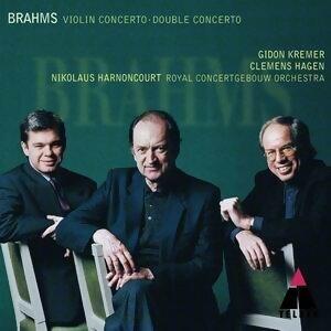 Brahms: Violinenkonzert + Doppelkonzert
