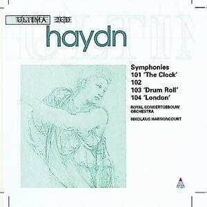 Haydn: Symphonies Nos.101-104