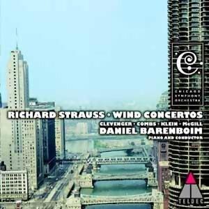 Strauss: Concertos