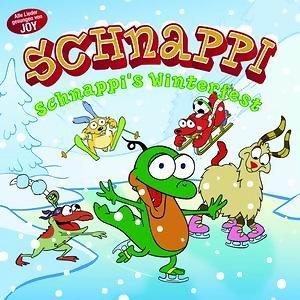 Schnappi's Winterfest(鱷魚寶貝冬令營[季節限定盤])