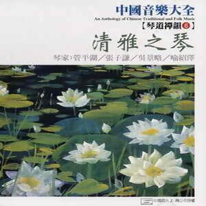 中國音樂大全琴道禪韻之6 清雅之琴