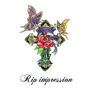 Rip im'pression -Single II