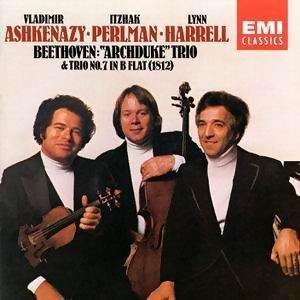 Beethoven: 'Archduke' Trio - Ashkenazy - Perlman - Harrell