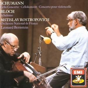 Cello Concerto/Schelomo