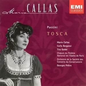 Puccini: Tosca - Callas - Pretre