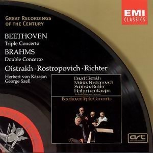 Beethoven: Triple Concerto - Brahms: Double Concerto