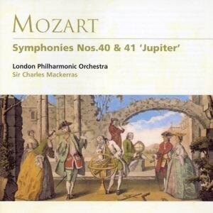 Mozart Symphonies Nos.40 & 41 'Jupiter'