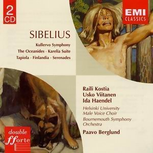 'Kullervo' Symphony/The Oceansides/Karelia Suite/Tapiola/Finlandia/Serenades