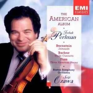 The American Album: Perlman - Ozawa