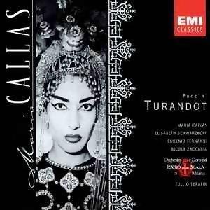 Maria Callas - Puccini: Turandot - Serafin