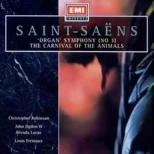 Saint-Saens:  Organ Symphony