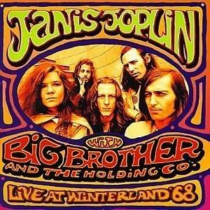 Janis Joplin Live At Winterland '68