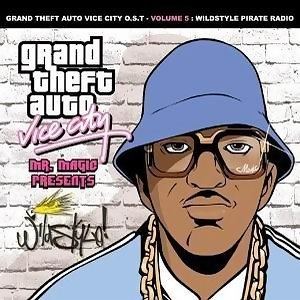 Grand Theft Auto Vice City O.S.T. - Volume 5:  Wildstyle Pirate Radio(俠盜獵車手5)