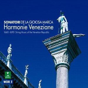 Harmonie Veneziane - 1660-1690 String Music of the Venetian Republic