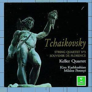 Tchaikovsky : String Quartet n°3, Souvenir de Florence