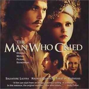 縱情四海電影原聲帶(The Man Who Cried - Original Motion Picture Soundtrack)