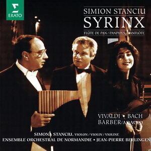 Bach, Barber, Vivaldi : Recital Syrinx