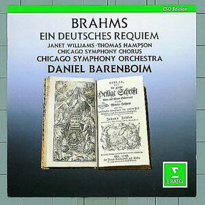 Brahms : Ein deutsches Requiem Op. 45