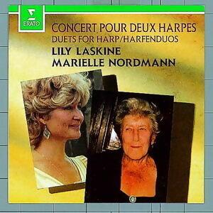 Various : Concert pour deux harpes