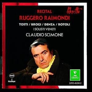 Recital Ruggero Raimondi
